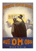 Poster for Automobila Brescia
