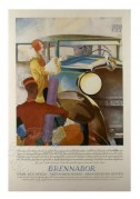 Advert for Brennabor cars