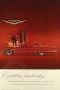 Cadillac Leadership Advert
