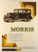 Advert for the Morris 'Six'