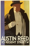 Poster for Austin Reed of Regent Street, London