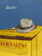 Poster for Borsalino Hats