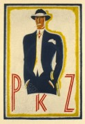 Fashion Poster for PKZ