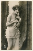"""French postcard """"Come to Bed"""""""