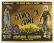 Poster for Things to Come
