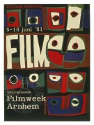 Poster for Film Week in Arnhem
