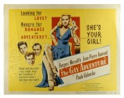 Poster for The Gay Adventure