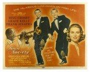 Poster for High Society