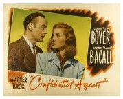 Poster for Confidential Agent