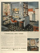 Advert for a home office with typewriter