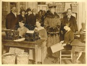 The 'Modern' Office with Remington Typewriters