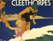 LNER poster for Cleethorpes