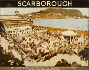 LNER poster for Scarborough