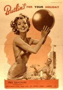 Poster for Butlin's Holiday Camps
