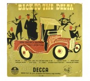 Record cover for Back to the Delta