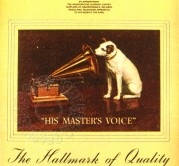 Nipper, the famous HMV Dog