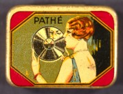 Pathe Record Needle Tin