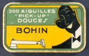 Bohin Record Needle Tin