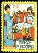 Beka-Record Needle Tin