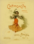 Music Sheet for Carmencita