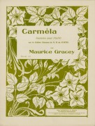 Music Sheet for Carméla