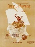 Music Sheet for Ordre de L'Empereur