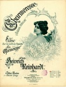 Music Sheet for Charmeresse