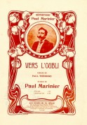 Music Sheet for Vers L'Oubli