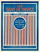 Music Sheet for Les Gars de France