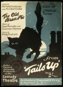 Song Sheet Cover from Tails Up
