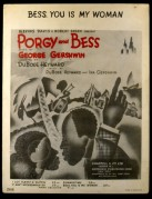 Music Programme for Porgy and Bess