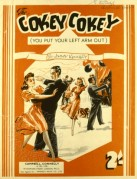 Music Sheet for The Cokey Cockey