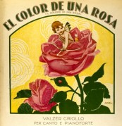 Music Cover for The Colour of a Rose