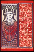 Poster for Captain Beefheart and his Magic Band