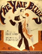 Music Sheet for The Yale Blues