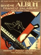 Music Cover for Francis Salabert's Tenth Album
