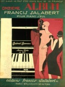 Music Cover for Francis Salabert's Eleventh Album