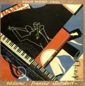 Francis Salabert Music Sheet Cover