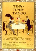 Music Cover for Tea Time Tango