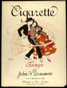 Music Cover for the Cigarette Tango
