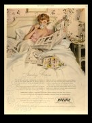 Advert for Pacific sheets, New York