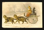 Cats and Carriage
