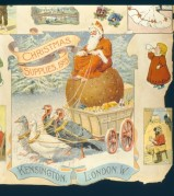 Christmas Paper by John Barker & Co Ltd