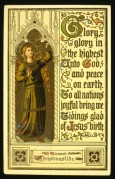 Medieval Religious Card