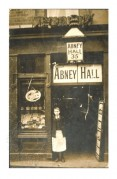 Abney Hall sweet shop, London