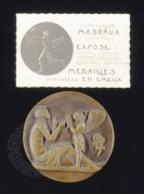 Medal Exhibition at the National Society of Fine Arts