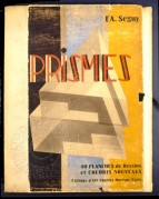 Cover of Prismes by E.A.Seguy