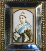 Queen Victoria commemorative print