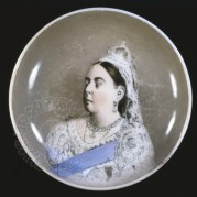 Queen Victoria commemorative ashtray