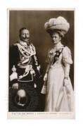 The Emperor and Empress of Germany